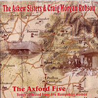 Thje Axford Five Cover